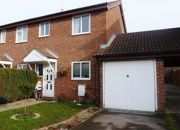 Thumbnail 3 bedroom end terrace house to rent in Speedwell Close, Cherry Hinton, Cambridge