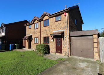 Clerke Drive, Kemsley, Sittingbourne ME10. 2 bed semi-detached house for sale