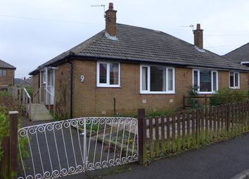 Thumbnail 2 bedroom bungalow for sale in Warwick Avenue, Golcar, Huddersfield