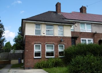 Thumbnail 3 bedroom semi-detached house for sale in 34 Adkins Road, Sheffield, South Yorkshire