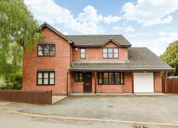 Thumbnail 5 bed detached house for sale in Hay On Wye 4 Miles, Glasbury On Wye