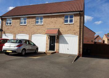 2 bed mews house for sale in Harrington Road, Irthlingborough, Northamptonshire NN9