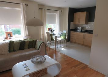 Thumbnail 2 bed flat for sale in Rowditch Furlong, Redhouse Park, Milton Keynes