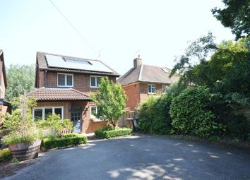 Thumbnail 4 bed detached house for sale in The Mount, Grayswood, Haslemere