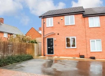 Thumbnail 3 bed end terrace house for sale in Holliars Grove, Kingshurst