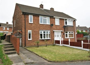 Thumbnail 3 bed semi-detached house for sale in Chantry Avenue, Newbold, Chesterfield