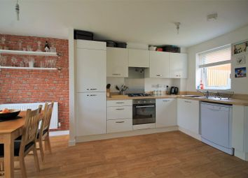 Thumbnail 3 bed semi-detached house for sale in Lacey Way, Hereford