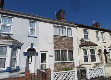Thumbnail 2 bed terraced house to rent in Park Road, Dovercourt, Harwich