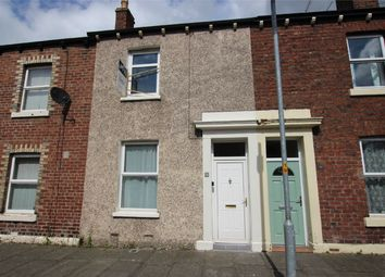 Thumbnail 2 bed terraced house for sale in 9 Bowman Street, Carlisle, Cumbria