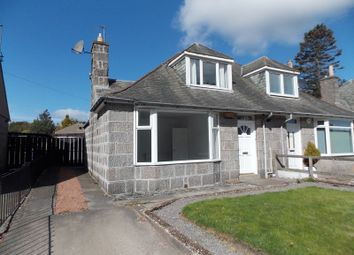 Thumbnail 2 bedroom semi-detached house for sale in Great Northern Road, Woodside, Aberdeen