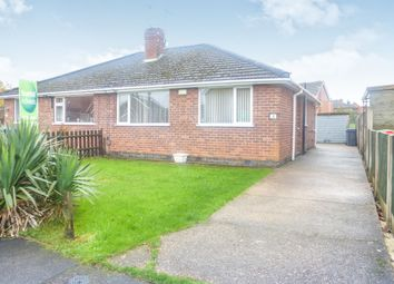 Thumbnail 2 bed semi-detached bungalow for sale in Wings Drive, Hucknall, Nottingham