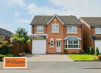 Thumbnail 5 bed detached house for sale in Pentland Gardens, Hereford