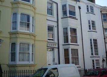 Thumbnail Studio to rent in Parochial Terrace, Steine Gardens, Brighton