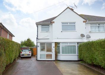Thumbnail 3 bed semi-detached house for sale in Prince Charles Road, Broadstairs