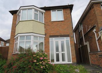 Thumbnail 3 bed property to rent in The Parkway, Leicester