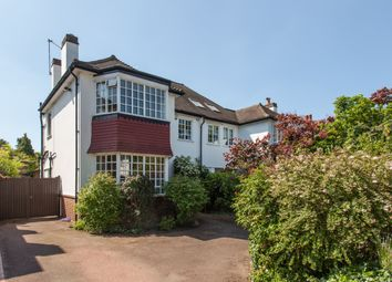 Thumbnail 4 bed semi-detached house for sale in Brookway, Blackheath, London