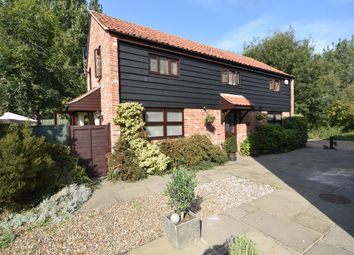 Thumbnail 3 bed detached house for sale in Staithe Road, Bungay