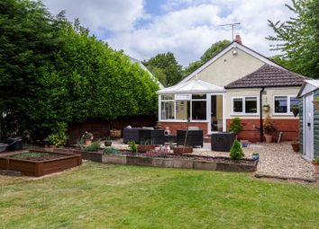 Thumbnail 2 bed detached bungalow for sale in Waste Lane, Oakmere, Northwich