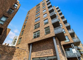 Thumbnail 1 bed flat for sale in Cityview Point, 139 Leven Road, London