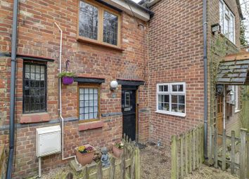 Thumbnail 2 bed terraced house for sale in Hill View, Brick Hill, Chobham, Woking