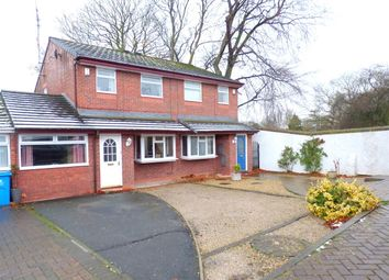 Thumbnail 3 bed semi-detached house for sale in Oakwood Drive, Huyton, Liverpool