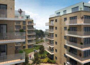 Thumbnail 1 bedroom flat for sale in Langley Square, The Duke, Mill Pond Road, Dartford, Kent