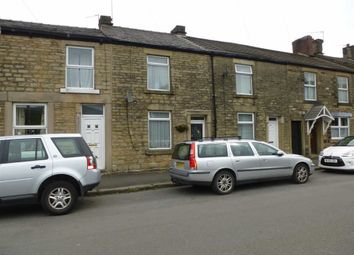 Thumbnail 2 bed terraced house for sale in Edward Street, Glossop, High Peak