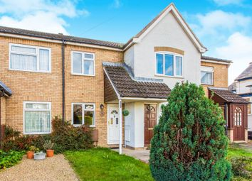 Thumbnail 2 bedroom terraced house for sale in Potton Road, Hilton, Huntingdon