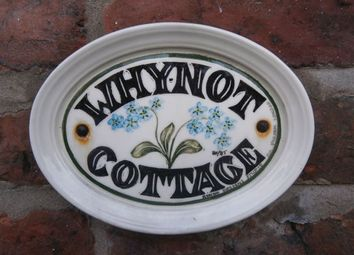 Thumbnail 2 bed terraced house to rent in Whynot Cottage, 41 Oak La, Ws