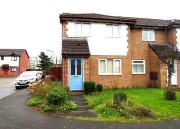 Thumbnail 3 bedroom semi-detached house for sale in Cwrt Llwyn Fedwen, Morriston, Swansea