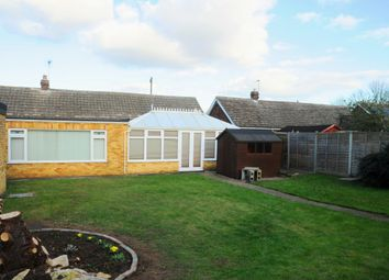 Thumbnail 4 bed detached bungalow to rent in Queensway, Leadenham, Lincoln