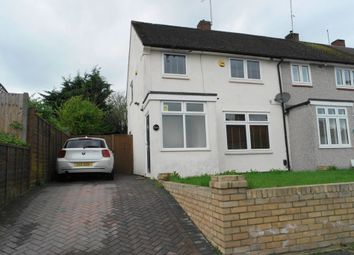 Thumbnail 2 bed terraced house to rent in Broom Avenue, Orpington