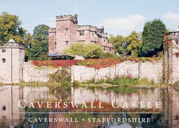 Thumbnail 18 bed country house for sale in Caverswall Castle, Caverswall