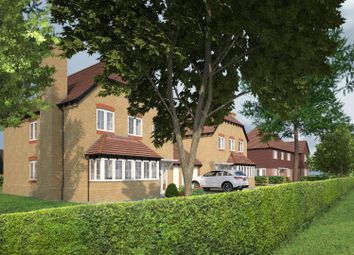 Thumbnail 4 bed detached house for sale in Woodgate Close, Maidstone Road, Borden, Sittingbourne