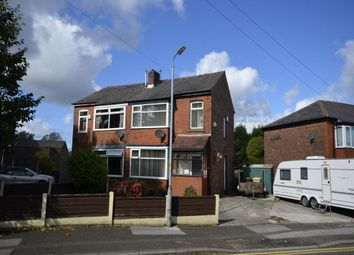 Thumbnail 3 bed semi-detached house for sale in Queen Street, Farnworth, Bolton