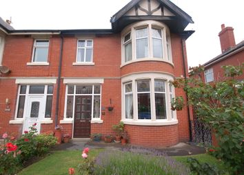 Thumbnail 4 bed semi-detached house for sale in Kenilworth Gardens, Blackpool