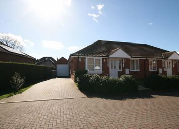 Thumbnail 2 bedroom bungalow for sale in Garden Court, Fakenham