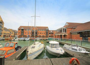 Thumbnail 3 bed maisonette for sale in Emerald Quay, Shoreham-By-Sea