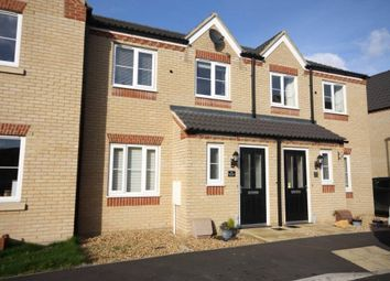 Thumbnail 3 bedroom terraced house to rent in Bath Close, Bourne, Lincolnshire