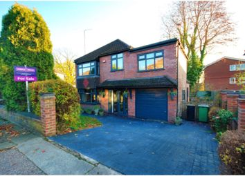 Thumbnail 4 bed detached house for sale in St. Martins Avenue, Heaton Norris