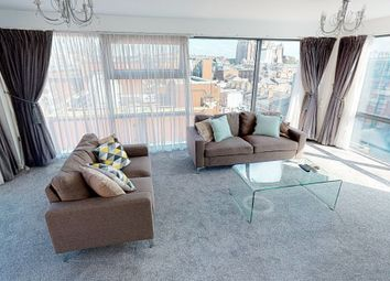Thumbnail 3 bed flat for sale in Colquitt Street, Liverpool
