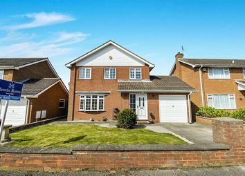 Thumbnail 3 bed detached house for sale in Keppel Drive, Bridlington