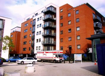 Thumbnail 1 bed flat for sale in Channel Way, Ocean Village, Southampton, Hampshire