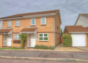 Thumbnail 3 bed semi-detached house for sale in Iredale View, Baldock