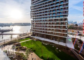 Thumbnail 2 bed flat for sale in Fairwater House, Royal Wharf, Royal Docks