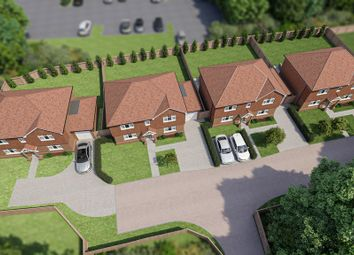 Thumbnail 4 bed detached house for sale in Southgate Road, Crawley