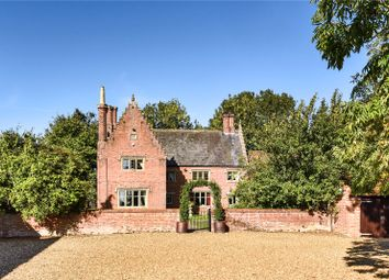 Thumbnail 6 bed detached house for sale in Jordan Lane, Nr Reepham, Norfolk