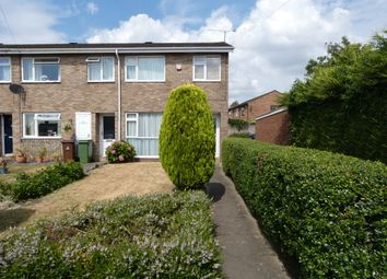 Thumbnail 3 bed end terrace house to rent in Finstock Close, Cheltenham