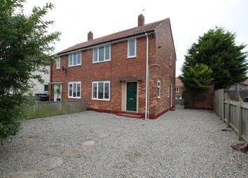 2 bed semi-detached house for sale in Derwent Avenue, Crook DL15