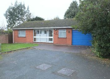 Thumbnail 3 bed detached bungalow for sale in Spring Close, Colwall, Malvern